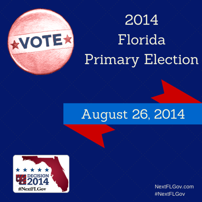 florida primary elections, next florida governor, nextflgov
